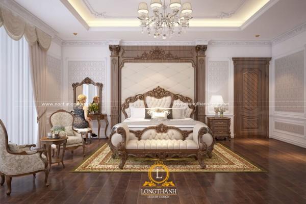 Dự án thiết kế nội thất biệt thự nhà anh Hoàng Gamuda Yên Sở