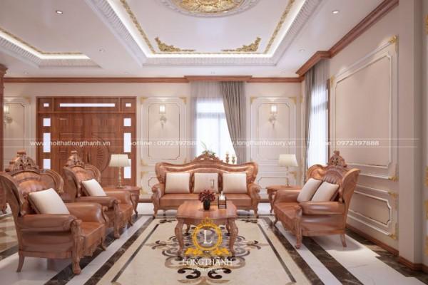 Thiết kế nội thất biệt thự đẹp và những điều cần biết